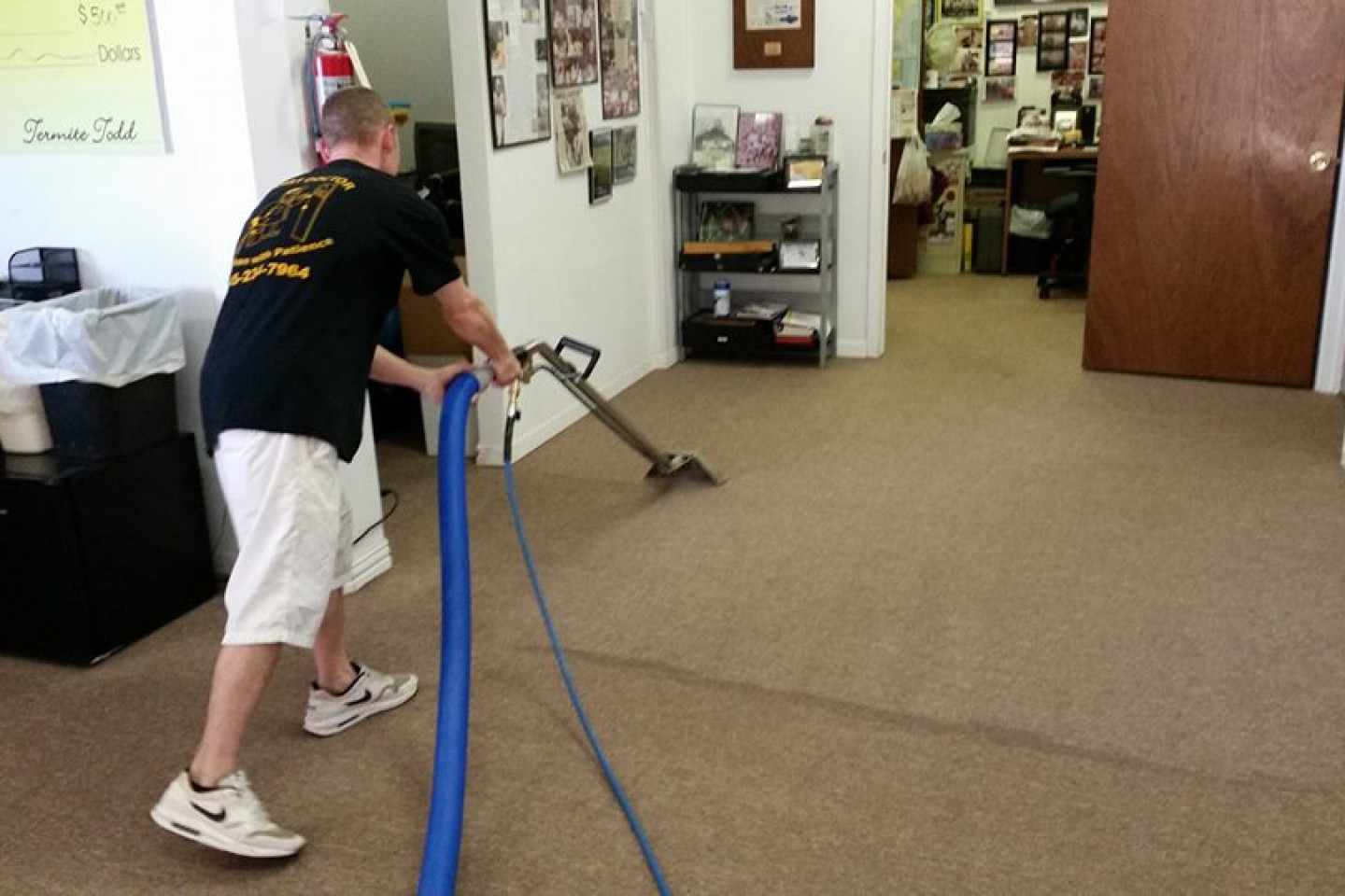 carpet cleaning services in San Angelo, TX
